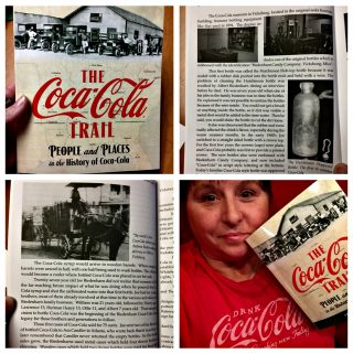 Let's Follow The Coca-Cola Trail