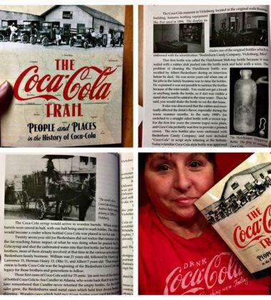 Let's Follow The Coca-Cola Trail