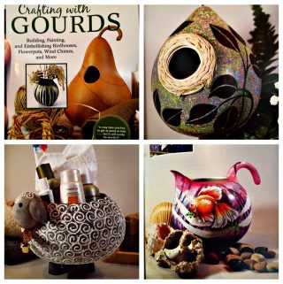 Crafting With Gourds is a Unique Book!