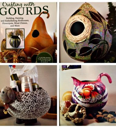 This Book Will Help You Create Amazing Projects - Crafting With Gourds