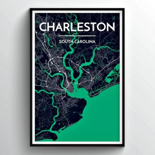 Make A Custom Map In 4 Easy Steps – Holiday Gift Guide