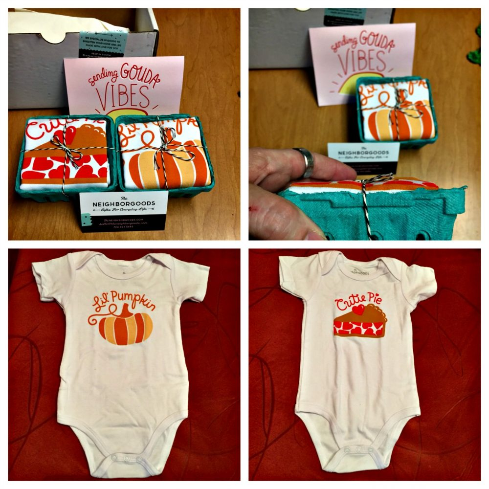 """The """"Sweetest"""" Onesies From The Neighborgoods"""