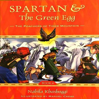 """Spartan & The Green Egg"" Provides Us With Many Lessons!"