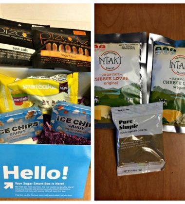 The Sugar Smart Box Has Diabetic-Friendly Snacks That Taste Great