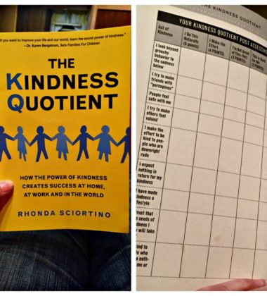What Would Your Kindness Quotient Be?