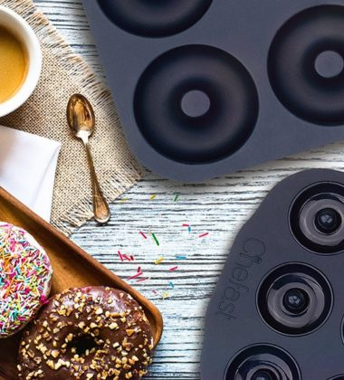 4 Reasons Why The Chefast Donut Pan Set