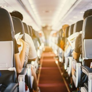 4 Tips To Make Your Economy Flight Feel Like First-Class
