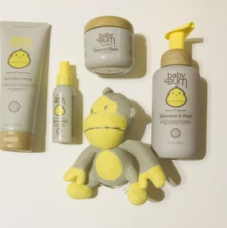 2 Gift Set Ideas For Babies With Sensitive Skin