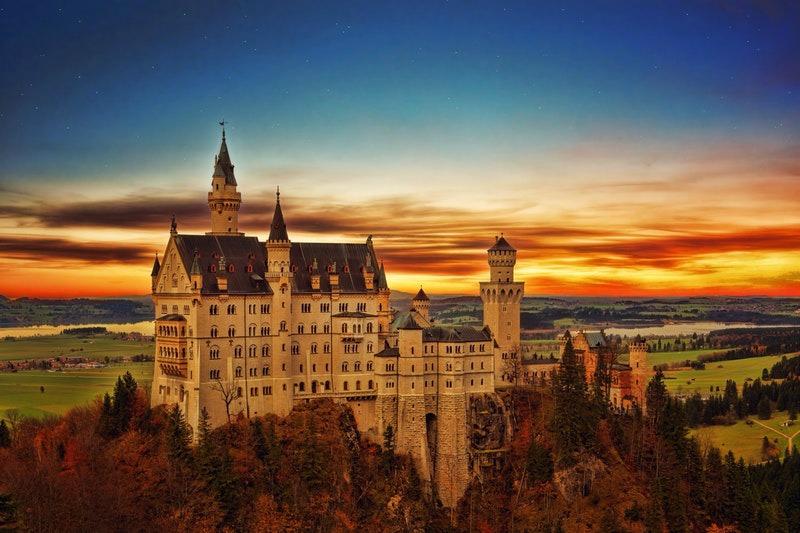 Unique German Vacation