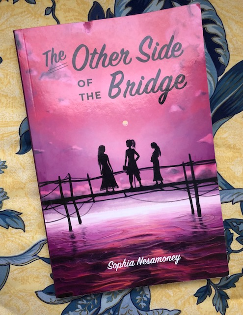 A Gripping Look at Life for Children in Kolkata, India - Read The Other Side of the Bridge by Sophia Nesamoney 1