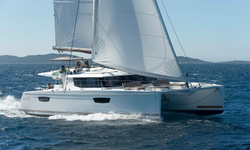 Choose To Travel By Catamaran