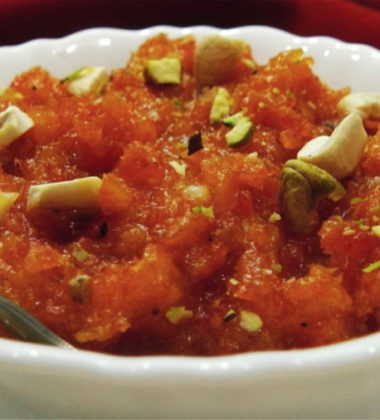 Enhance the taste and flavor of halwa