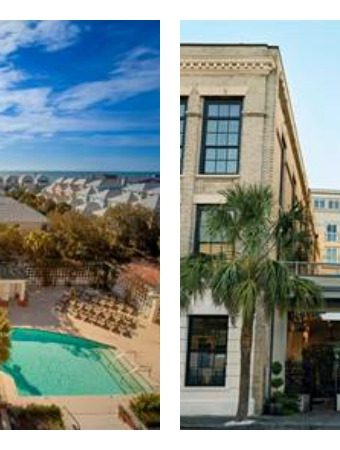 Experience Charleston's Best of Both Worlds With New Beach-Downtown Package