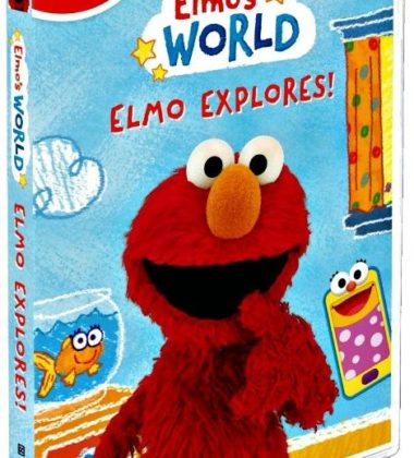 Explore The Everyday World With Everybody's Favorite Furry Red Monster