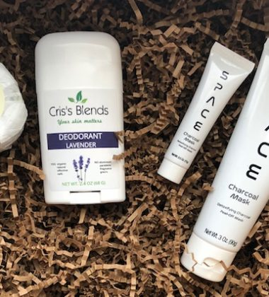 Fall Beauty Favorites from Cris's Blends and Space Skincare 1