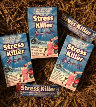 Fight Stress and Feel Your Best with Stress Killer Drink Mix