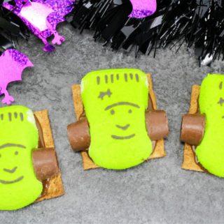 Frankenstein Smores