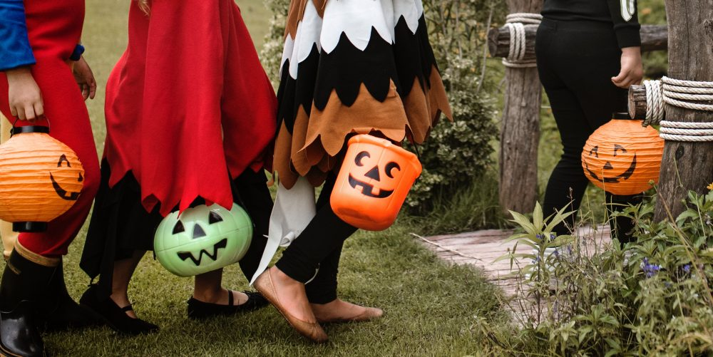 Preparing a Kid-Friendly Halloween