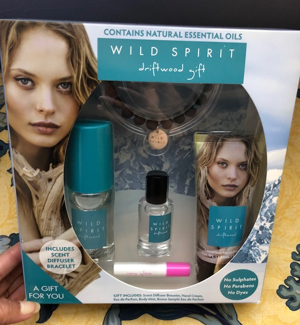 Holiday Gift Sets for the Fragrance Enthusiast from Wild Spirit 2