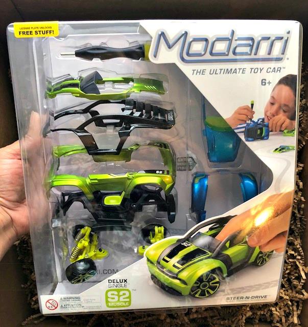 Keep Kids Entertained for Hours with Modarri's Ultimate Toy Cars and Tracks 3