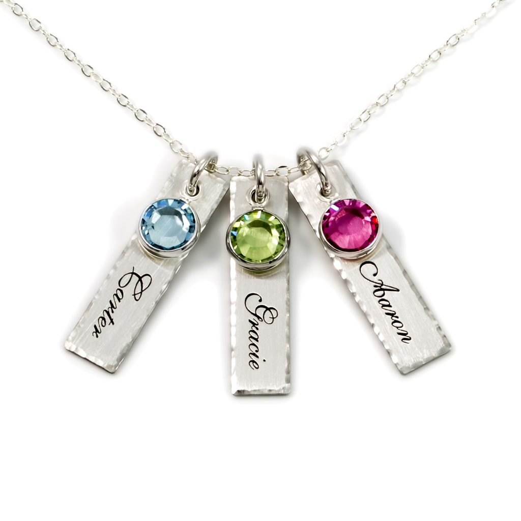 AJ's Collection Personalized Jewelry