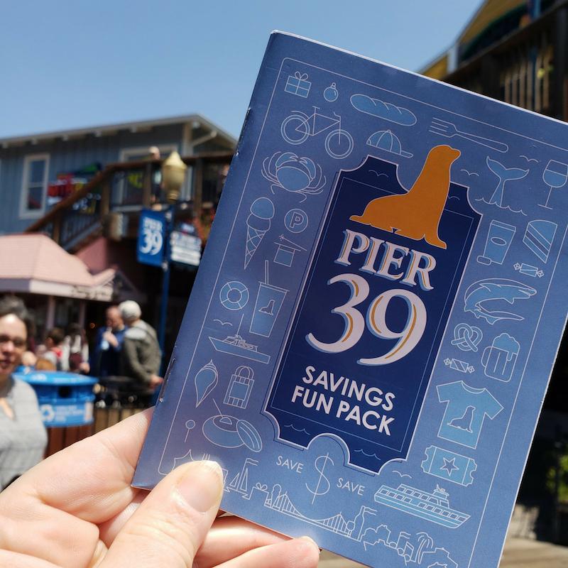 Pier 30 Saving Fun Pack