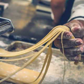 Popular Pasta Recipes- Use Starch Increase the Stretch Ability & Elasticity