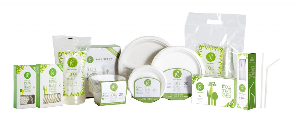 Repurpose Compostable Products