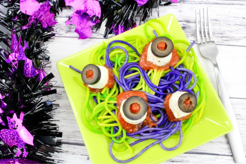 Spaghetti and Eyeballs