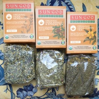 Sun God Medicinals A Great Gift or Stocking Stuffer for Tea Lovers 1