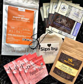 Gift Subscription for the Tea Lover – Sips By