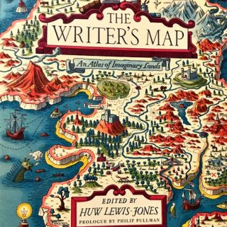 The Writer's Map: An Atlas of Imaginary Lands – A Gift For the Map Lover In Your Life