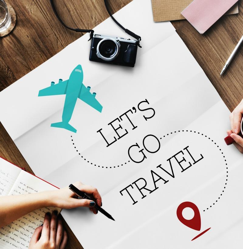 Top 5 Travel Essentials For Men