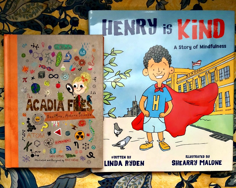 Two Great Books for Elementary and Middle School Children from Tilbury House Publishers 1