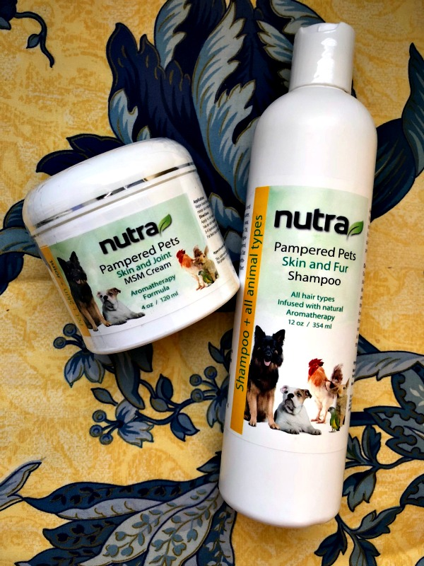 Vegan, All-Natural Health and Beauty Pet Products from Nutra 1