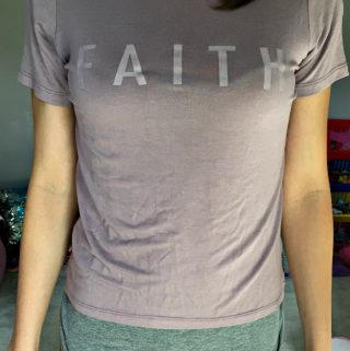 Clothing That Stands for Faith