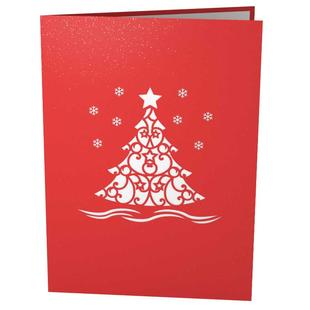 Lovepop Holiday Card-Main Gift Guid