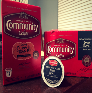 Wake Up Your Day With Community Coffee