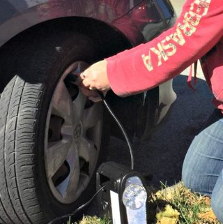 A Tire Inflator is Something That he Can Actually Use This Holiday Season