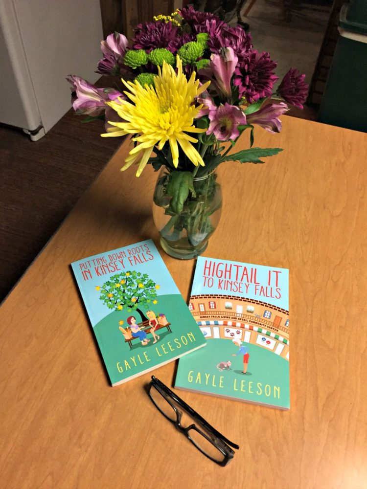 """Gayle Leeson's """"Kinsey Falls"""" Books Are Oh So Interesting"""