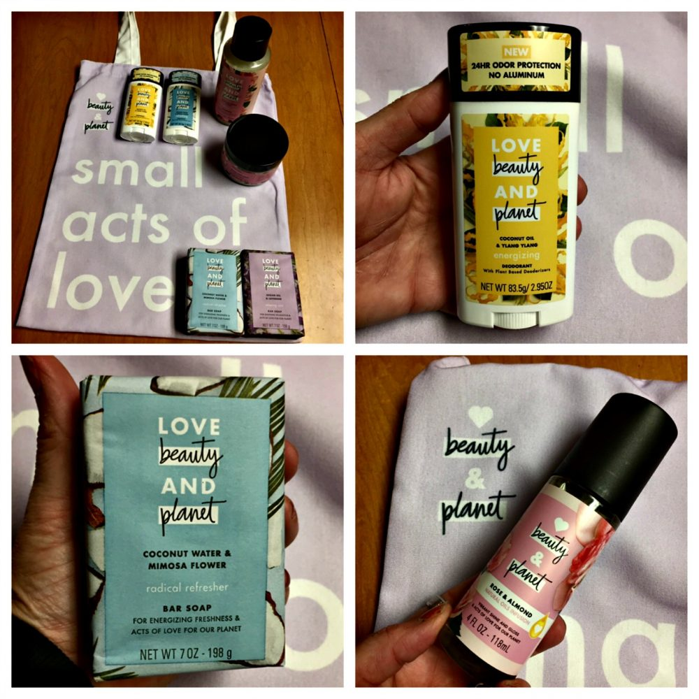 Gift Sets and More From Love Beauty and Planet - A Gift That Keeps on Giving