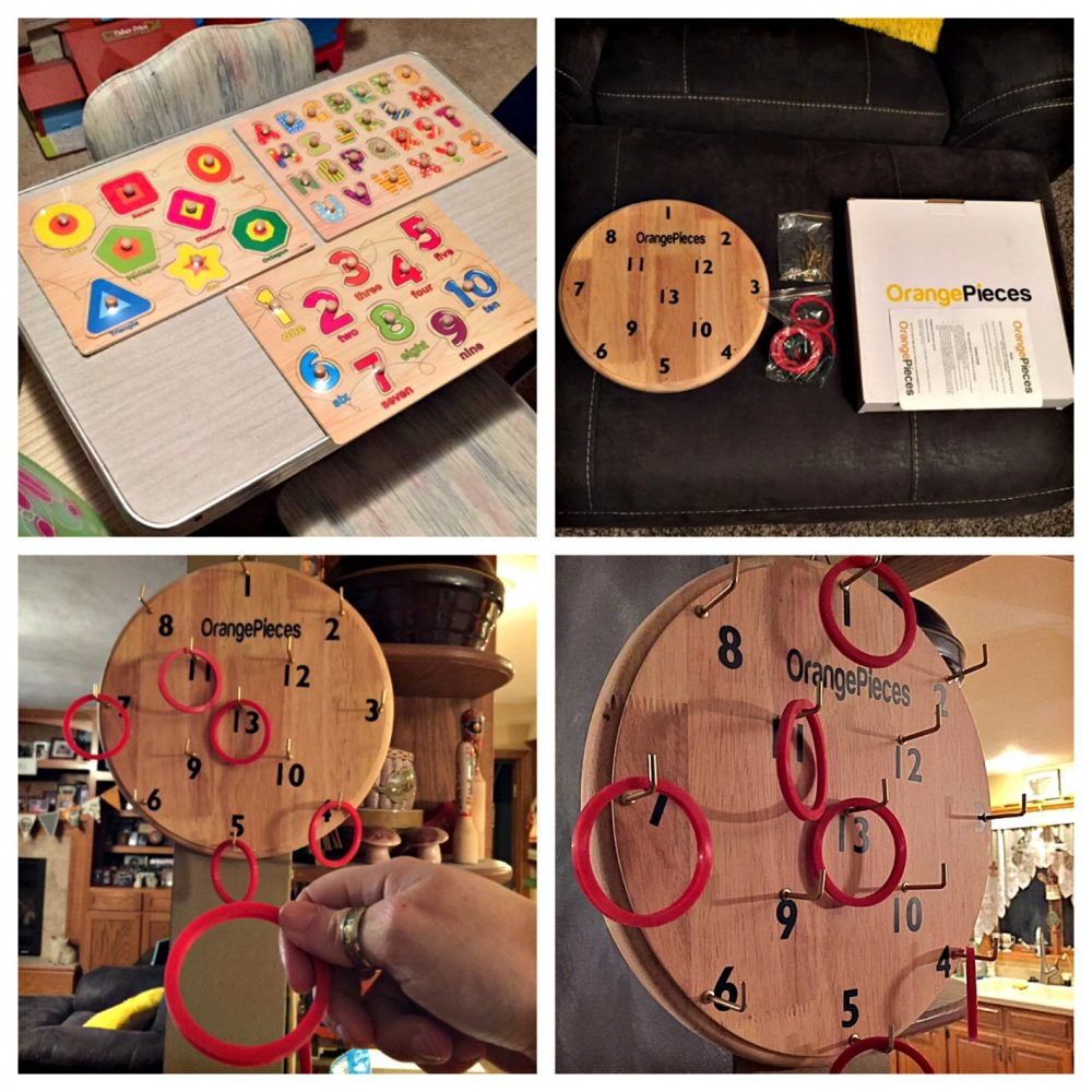 Wooden Puzzles And The Hookey Game