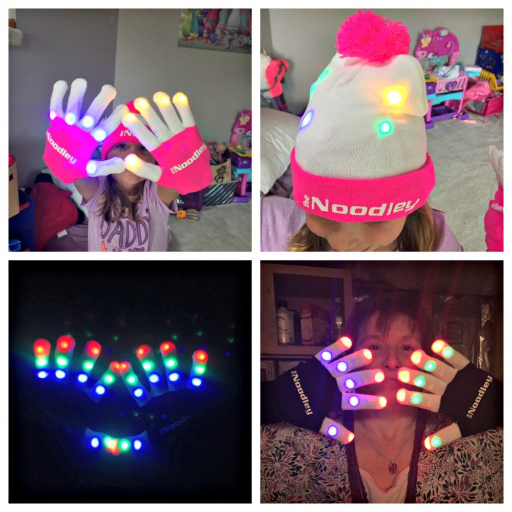 Light-up Gloves, and Bears and Hats oh my!