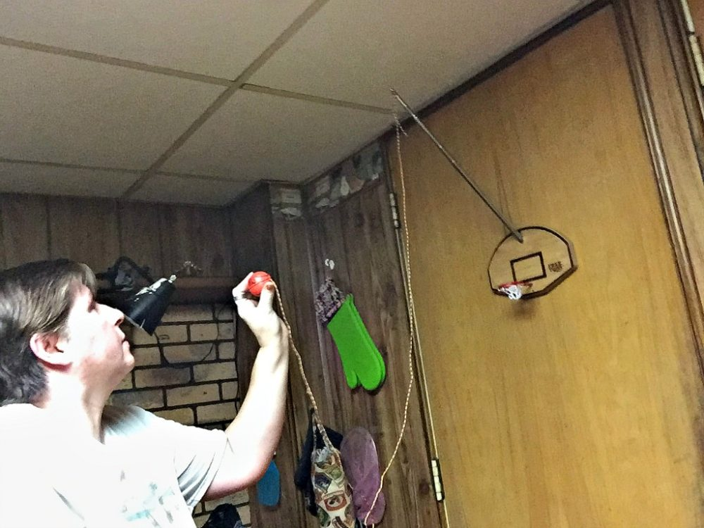 Tiki Toss - a Simple, Fun Game That is Easy to Set up