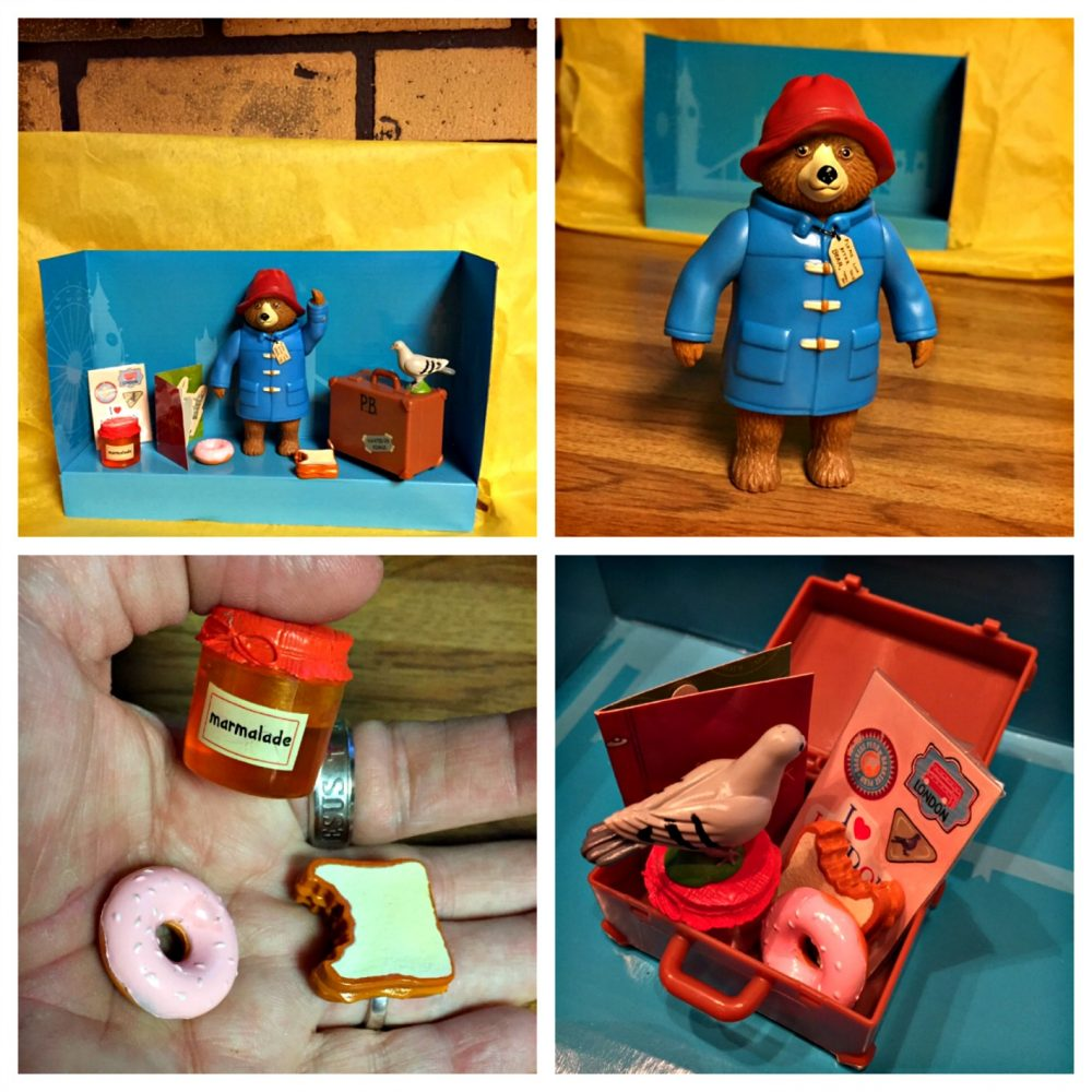 Paddington Bear Poseable Figure Set is Perfect for the Holidays