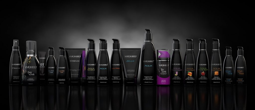Wicked Sensual Care has a lubricant for every need.