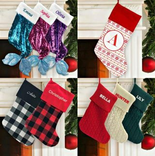 Celebrating Christmas Wouldn't Be The Same Without Stockings