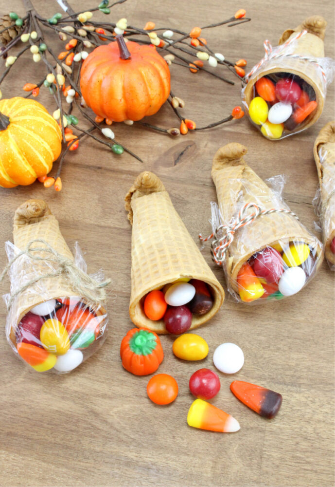 Cornucopia Treats are a must-make this Thanksgiving!
