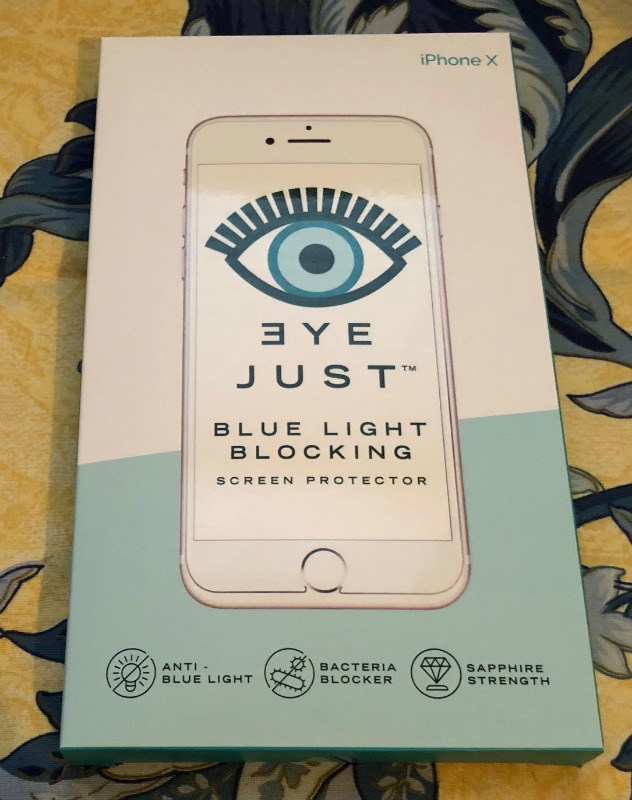 Great Gift for Tech Lovers – Block Harmful Blue Light from Your iPhone and iPad with EyeJust 1