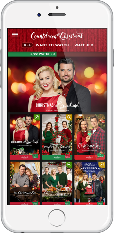 "Hallmark Movies & Mysteries ""Hope at Christmas"" Premiering this Tuesday, Nov 20th at 9pm/8c! #MiraclesofChristmas"
